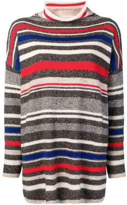 Max Mara Bleu striped sweater