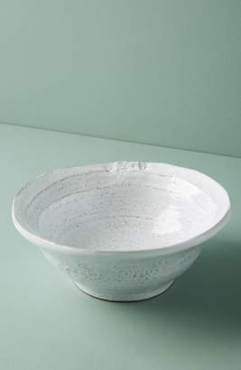 Anthropologie Glenna Earthenware Cereal Bowl