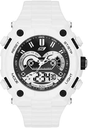 Skechers Performance Mens Digital Chronograph Watch with Positive Display