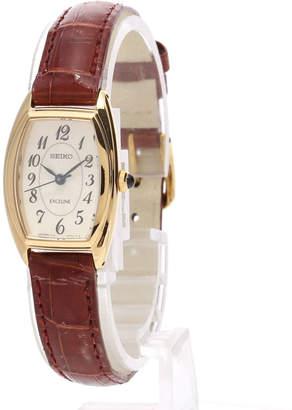 Seiko (セイコー) - SEIKO エクセリーヌ ユニセックス 腕時計 SWDB062