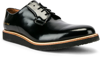 Common Projects Leather Derby Shine