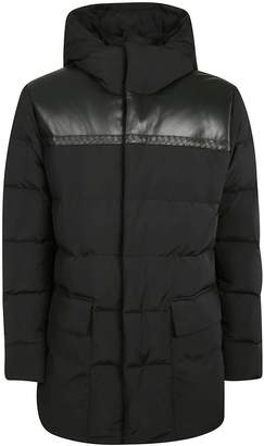 Bottega Veneta Hooded Padded Jacket