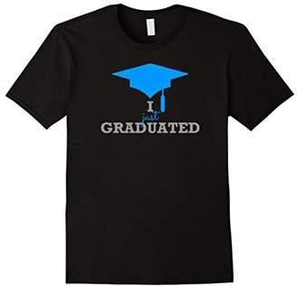 I Just Graduated Tshirt Funny Graduation Gifts presents