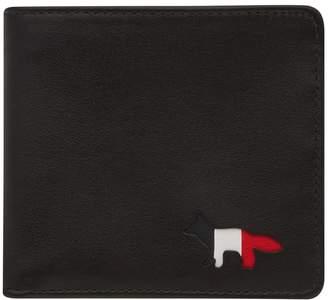 MAISON KITSUNÉ Tricolour Wallet