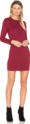amour vert Tabitha Dress in Red $132 thestylecure.com