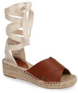 Women's Soludos Espadrille Wedge $128.95 thestylecure.com