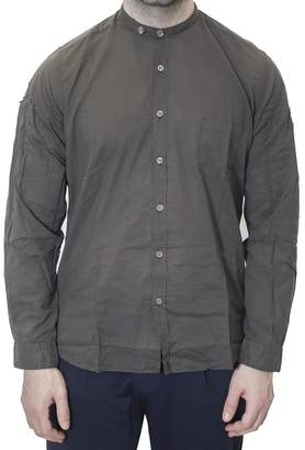 Alessandro Dell'Acqua Shirt With Mandarin Collar