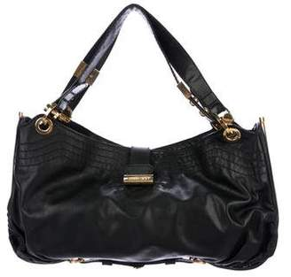 Jimmy Choo Leather Alex Bag