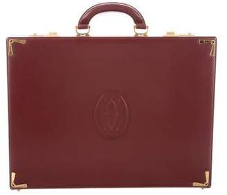 Cartier Must de Briefcase