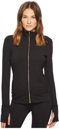 Kate Spade Athleisure Scallop Jacket Women's Coat
