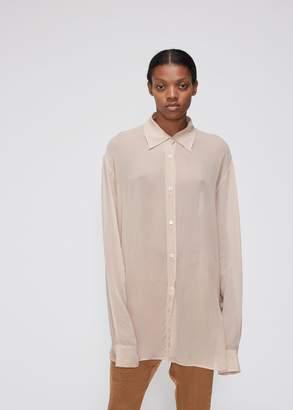Ann Demeulemeester Long Sleeve Button Up Shirt