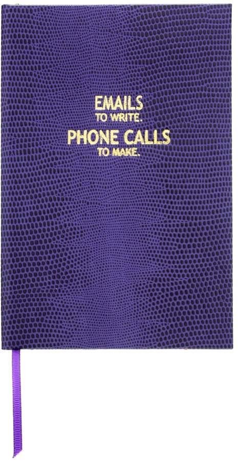 Emails & Phone Calls Pocket Notebooks