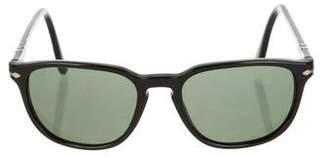 Persol Keyhole Tinted Sunglasses