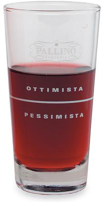 Pallino Ottimista/Pessimista Wine Glasses