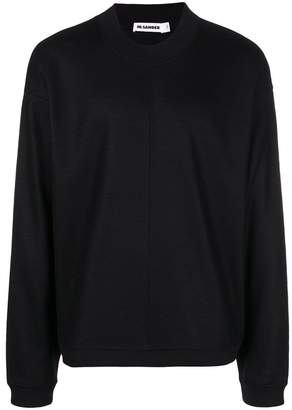 Jil Sander round neck sweater