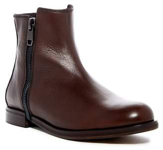 Diesel Zip-Round Dressy D-Zipphim Leather Boot