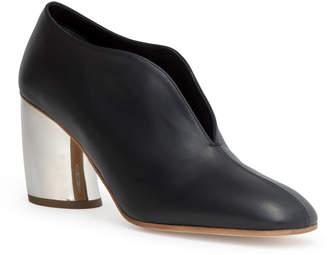 Proenza Schouler Curved heel 70 black pumps