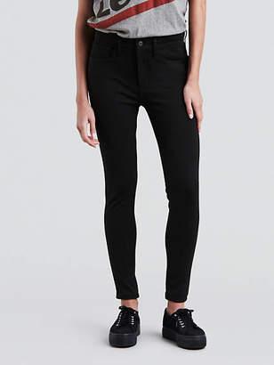 Levi's 720 High Rise Super Skinny Ponte Jeans