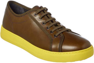 Salvatore Ferragamo Fulton Leather Sneaker