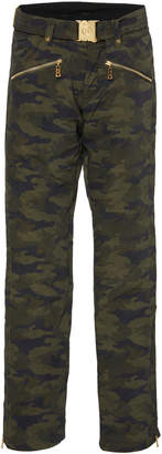 Bogner Franzi Camouflage-Print Pants