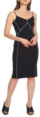 1 STATE 1.State Seamed Midi Slip Dress