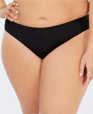 Becca Plus Size Color Code Hipster Bikini Bottoms