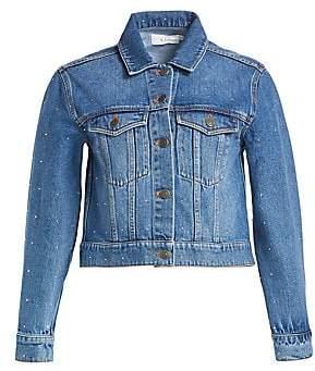 A.L.C. Women's Martano Stud Denim Jacket