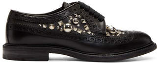 Burberry Black Alexton Brogues
