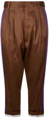 Haider Ackermann Side Stripe Trousers