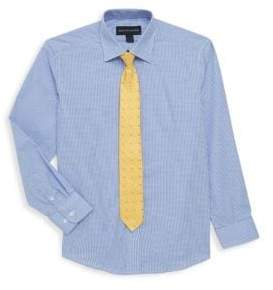 Saks Fifth Avenue Little Boy's 2-Piece Shirt & Tie Set
