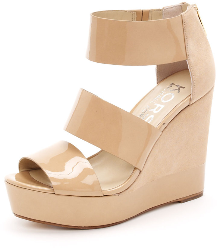 MICHAEL Michael Kors  Collie Wedge Sandal