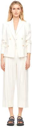 Rebecca Taylor Stretch Linen Jacket