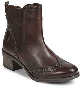 Bugatti Leather Ruby Chelsea Boots