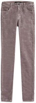 J Brand Velvet Skinny Pants