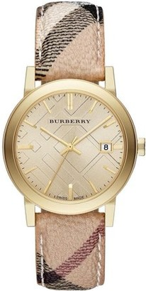 Burberry BU9026 Classic Collection Unisex Watch