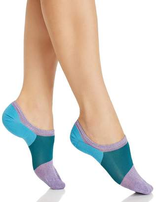 Happy Socks Color Block Liner Socks
