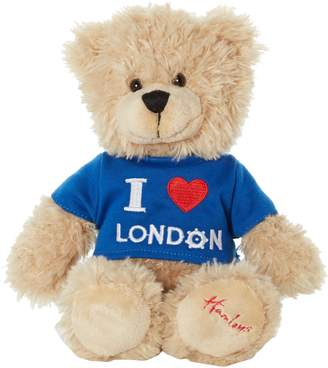 House of Fraser Hamleys I love london bear