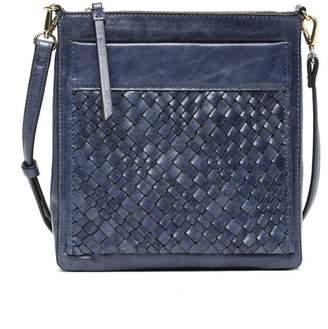 Tommy Bahama Venado Leather Crossbody Bag