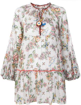 Sabrina Anjuna floral print tunic