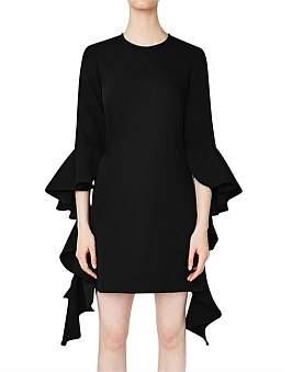 Ellery Kilkenny Frill Sleeve Dress