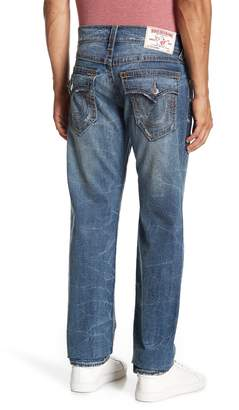 True Religion Fossil Silk Big T Skinny Jeans