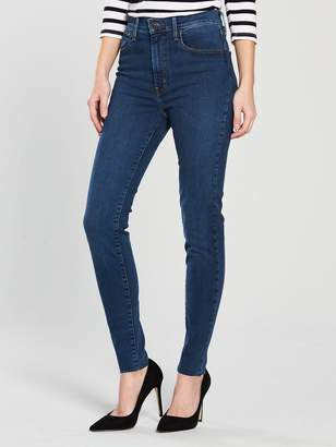 Levi's Mile High Super Skinny Jean - Indigo Infusion