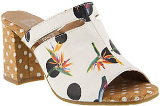 Spring Step L'Artiste by Leather Sandals - Lorenetti