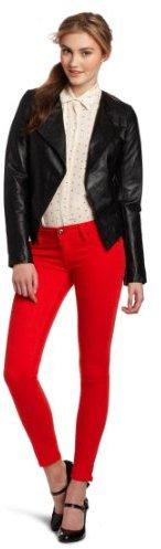 BB Dakota Women's Noe Leather Jacket