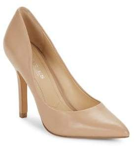 Charles by Charles David Maxx Stiletto Heel Leather Pumps