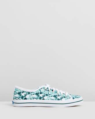 Keds Kickstart Banana Leaf Sneakers
