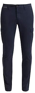 Eleventy Men's Slim-Fit Cargo Pants