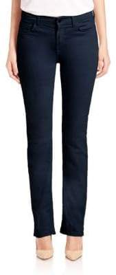 7 For All Mankind Jen7 by Sateen Slim-Straight Jeans