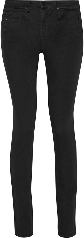 Alexander WangAlexander Wang Wang 001 high-rise skinny jeans