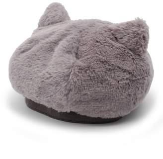 SHOO・LA・RUE (シューラルー) - Kids 耳つきフェイクファーベレー帽